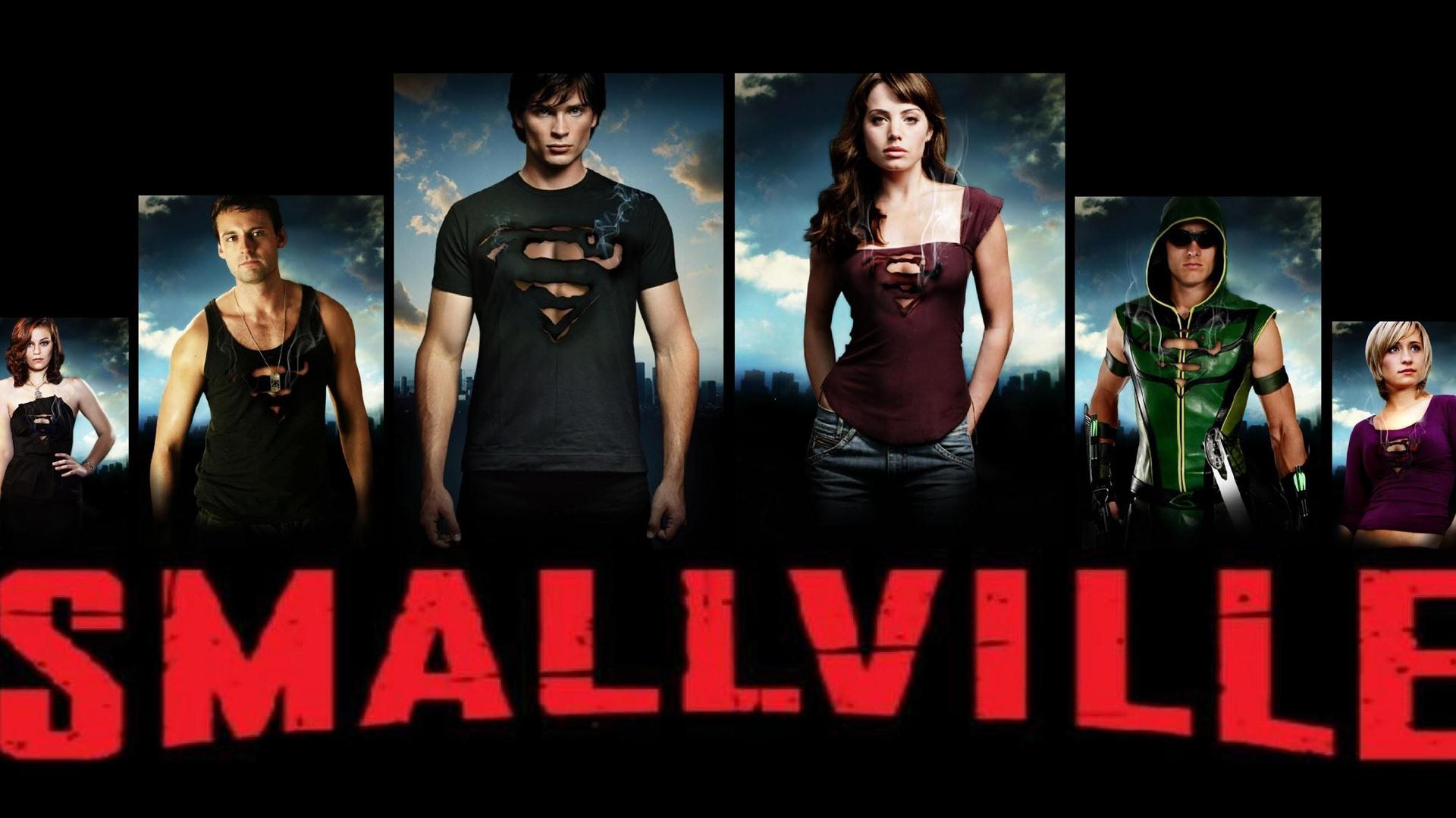 Smallville wallpaper 3