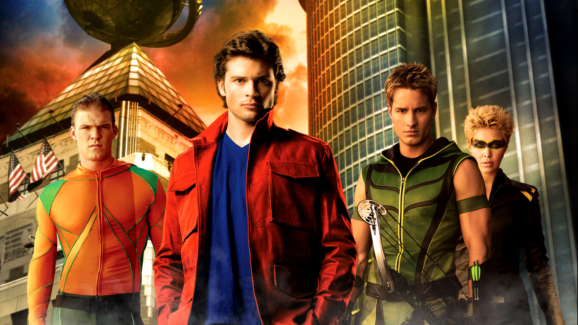 Smallville wallpaper 8