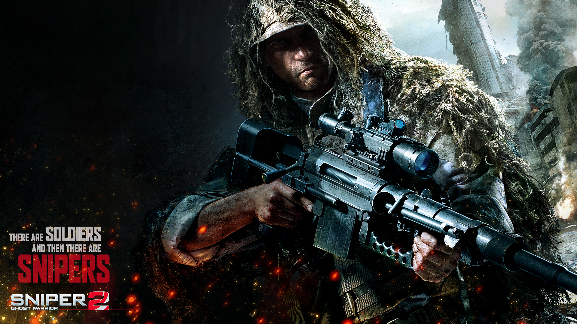Sniper Ghost Warrior 2 wallpaper 3
