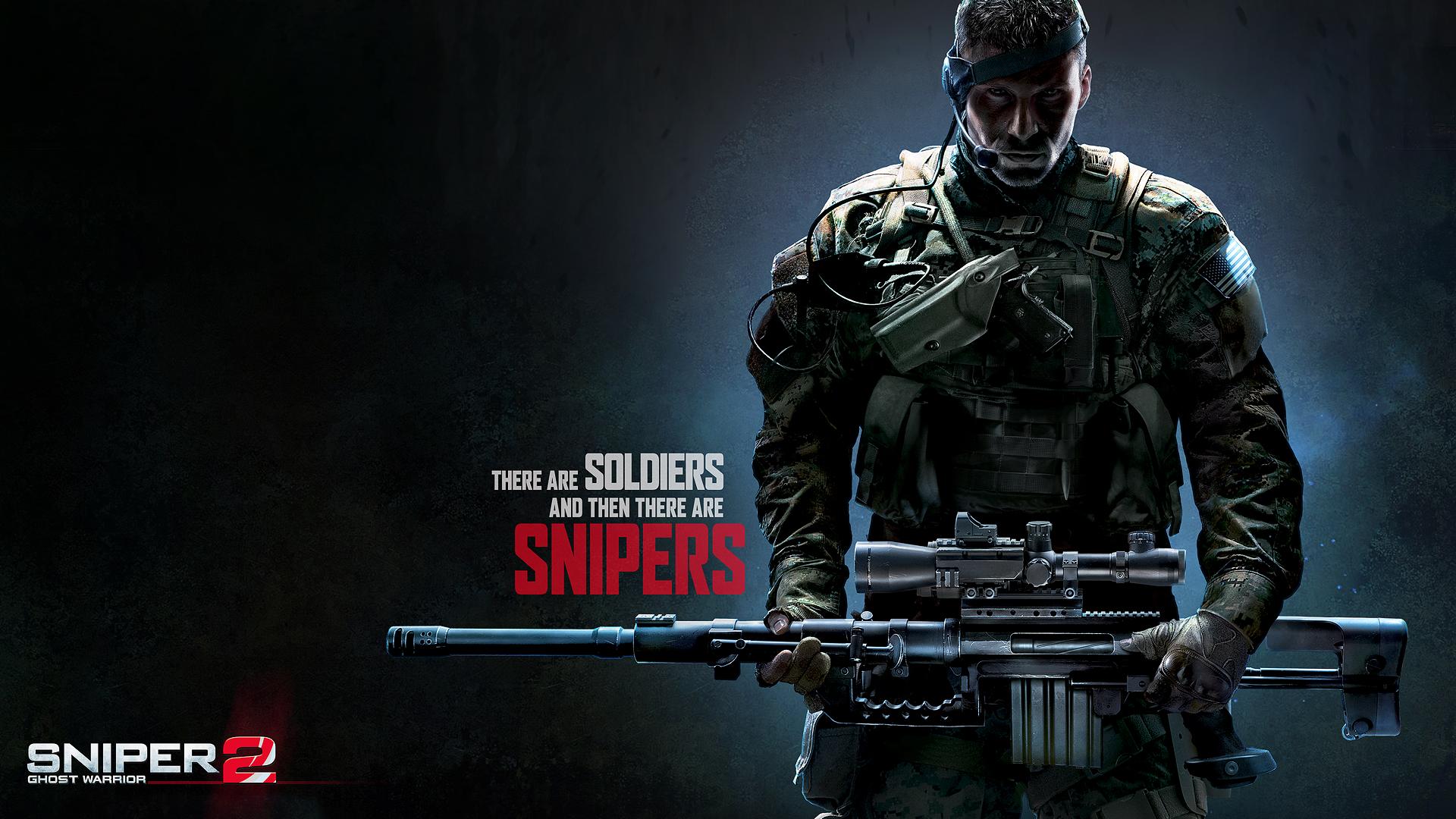 Sniper Ghost Warrior 2 wallpaper 4