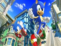 Sonic Generations wallpaper 1