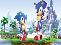 Sonic Generations wallpaper 13