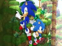 Sonic Generations wallpaper 6