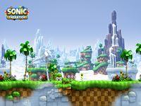 Sonic Generations wallpaper 9