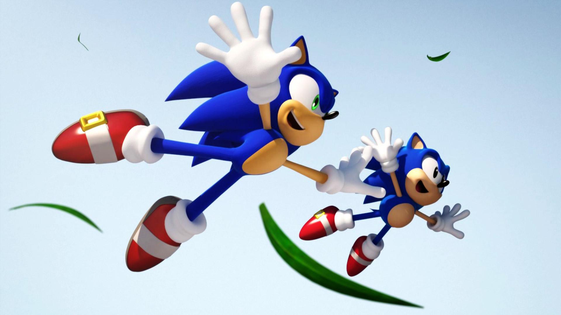 Sonic Generations wallpaper 16
