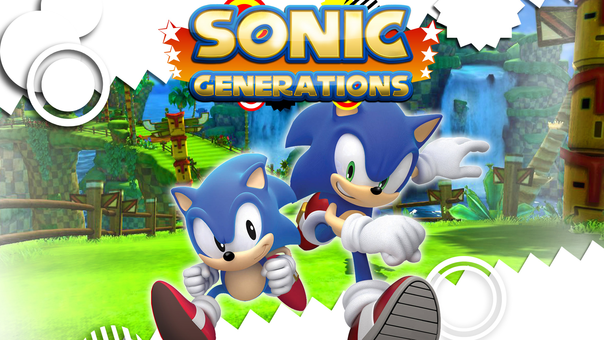 Sonic Generations wallpaper 18