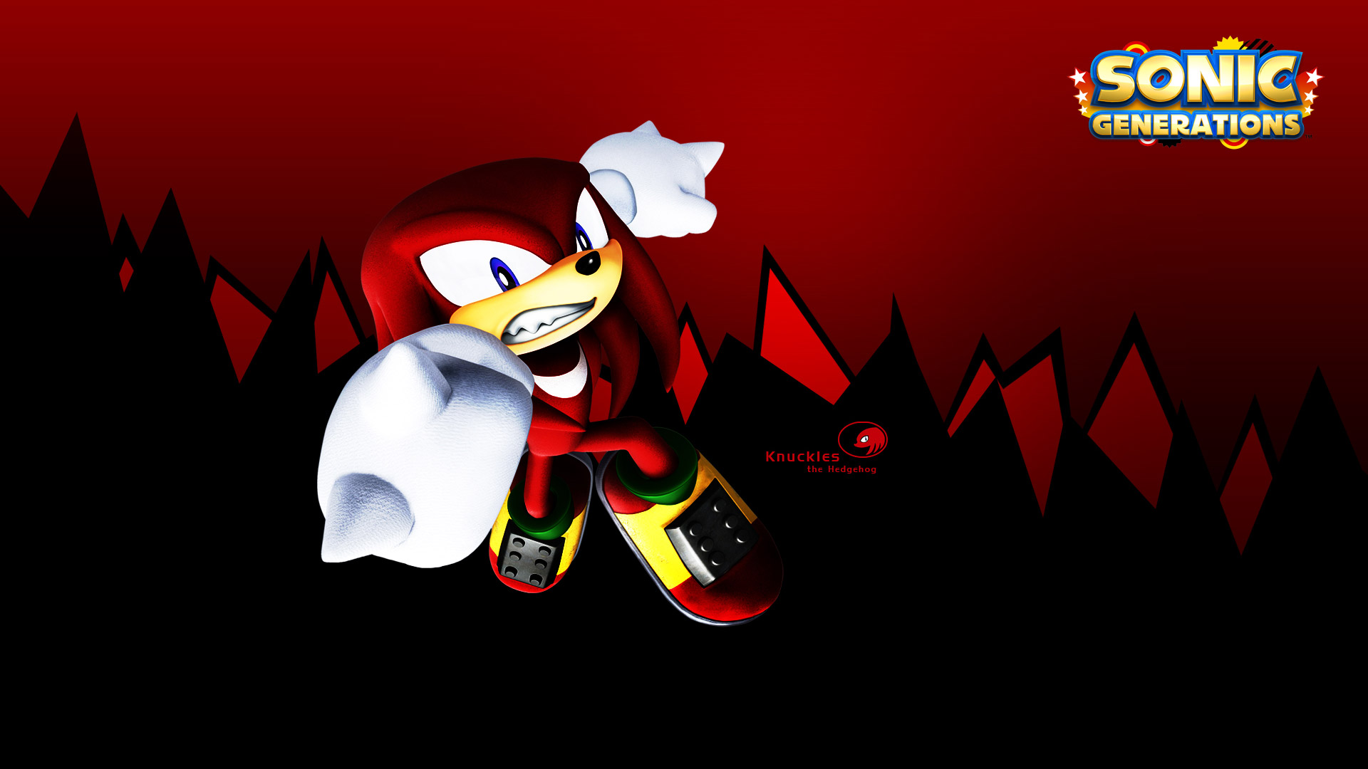 Sonic Generations wallpaper 3