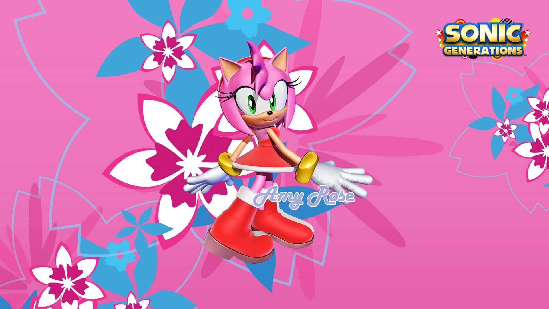 Sonic Generations wallpaper 4
