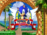 Sonic the Hedgehog 4 Episode 1 wallpaper 1