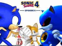 Sonic the Hedgehog 4 Episode 2 wallpaper 1