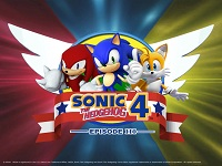 Sonic the Hedgehog 4 Episode 3 wallpaper 1