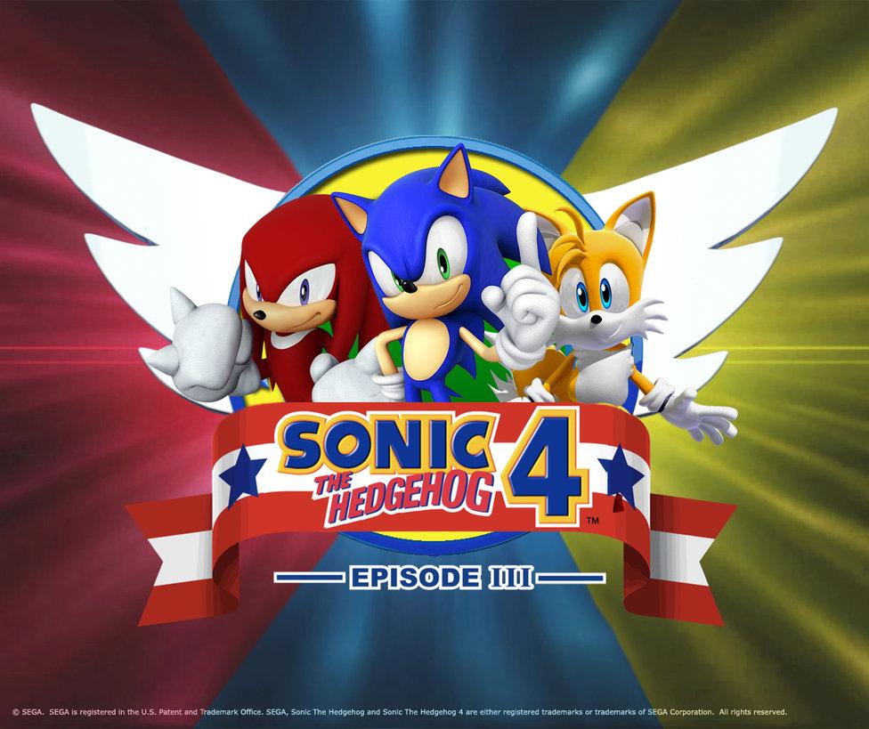 Sonic the Hedgehog 4 Episode 3 wallpaper 1