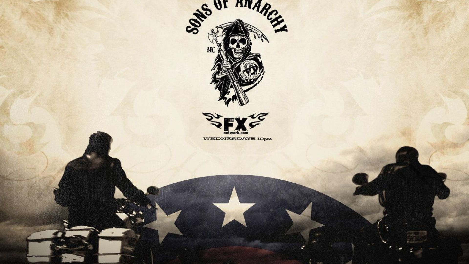 Sons Of Anarchy Wallpaper 17 Wallpapersbq