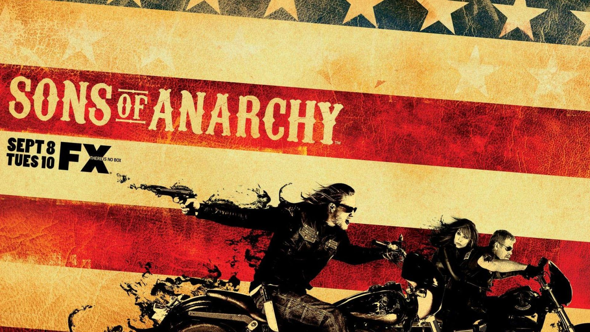 Sons Of Anarchy Wallpaper 18 Wallpapersbq