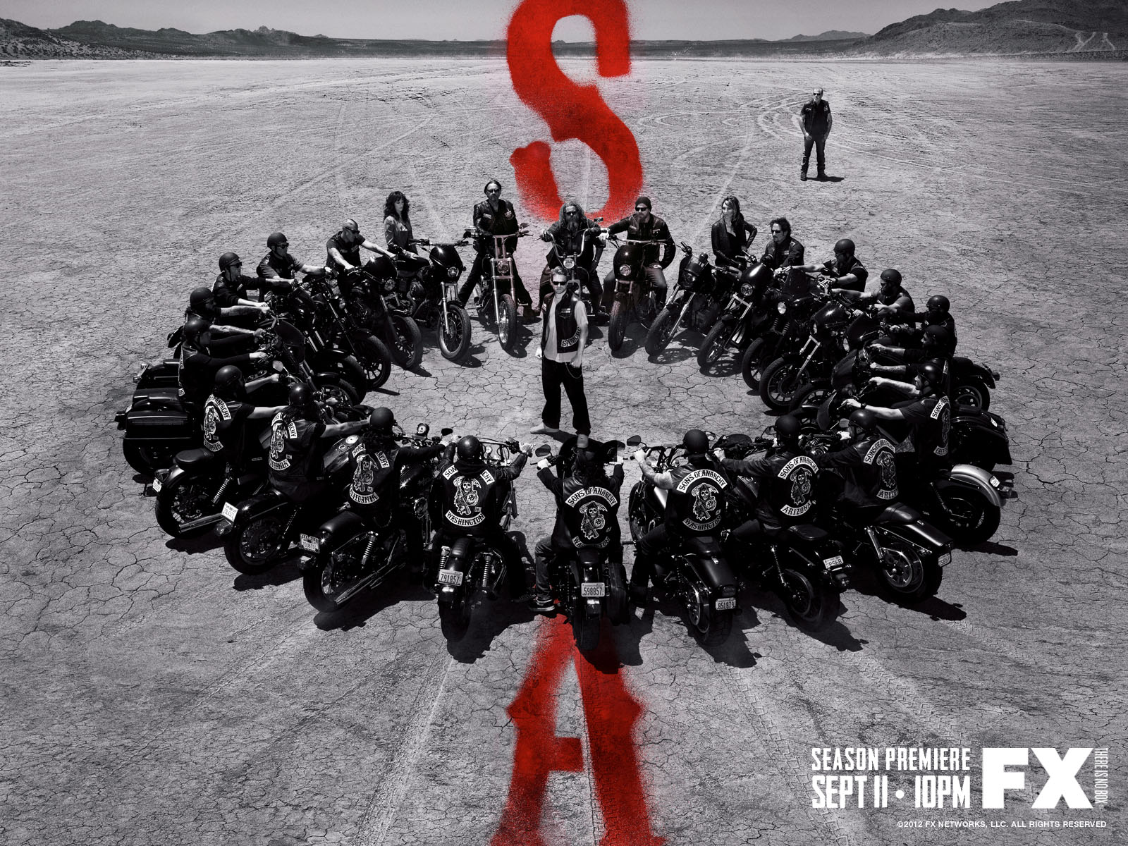 Sons of Anarchy wallpaper 29