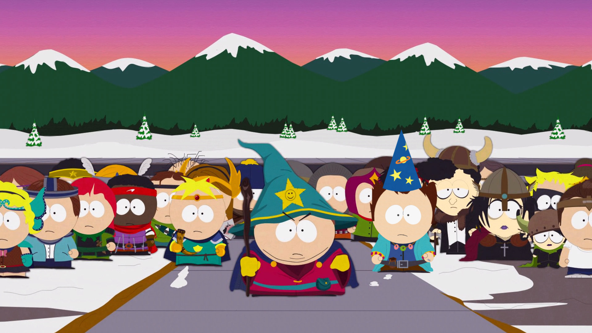 South Park The Stick of Truth wallpaper 1