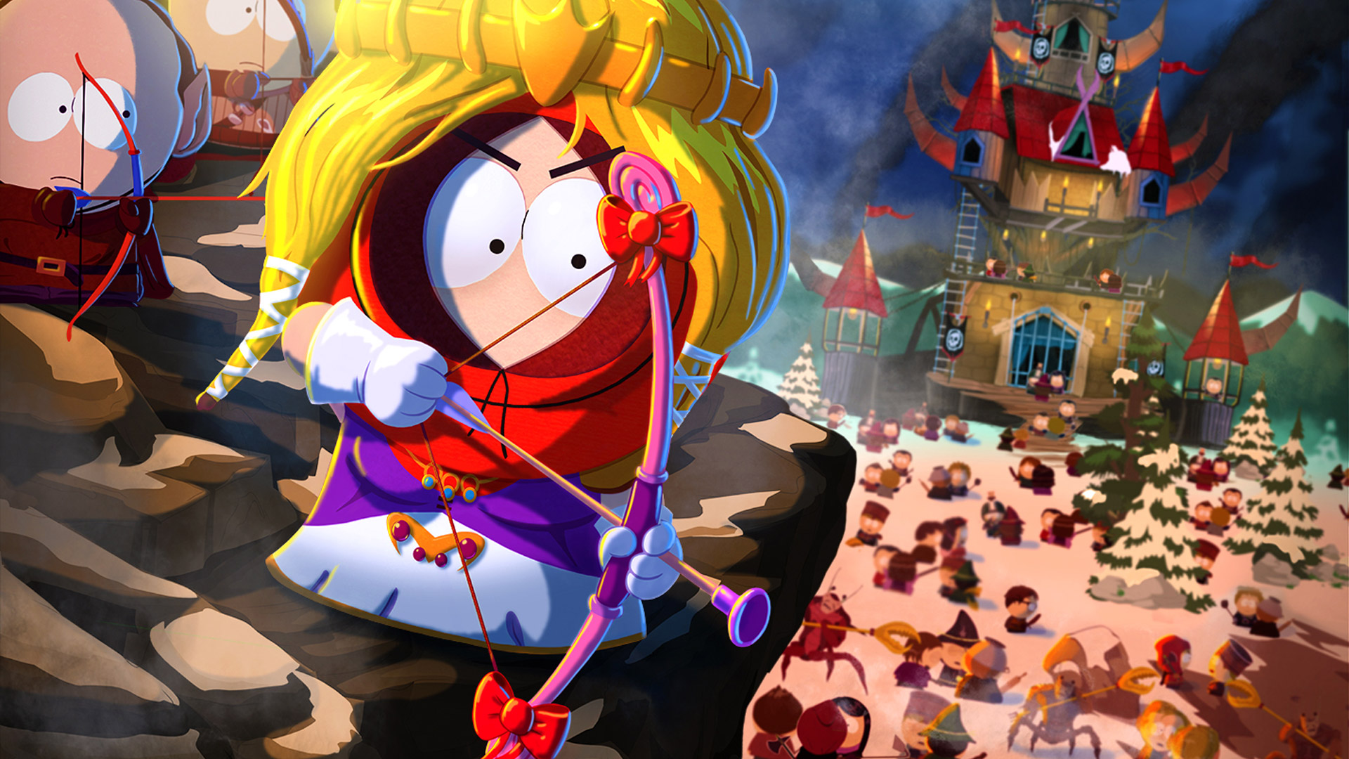 South Park The Stick of Truth wallpaper 2