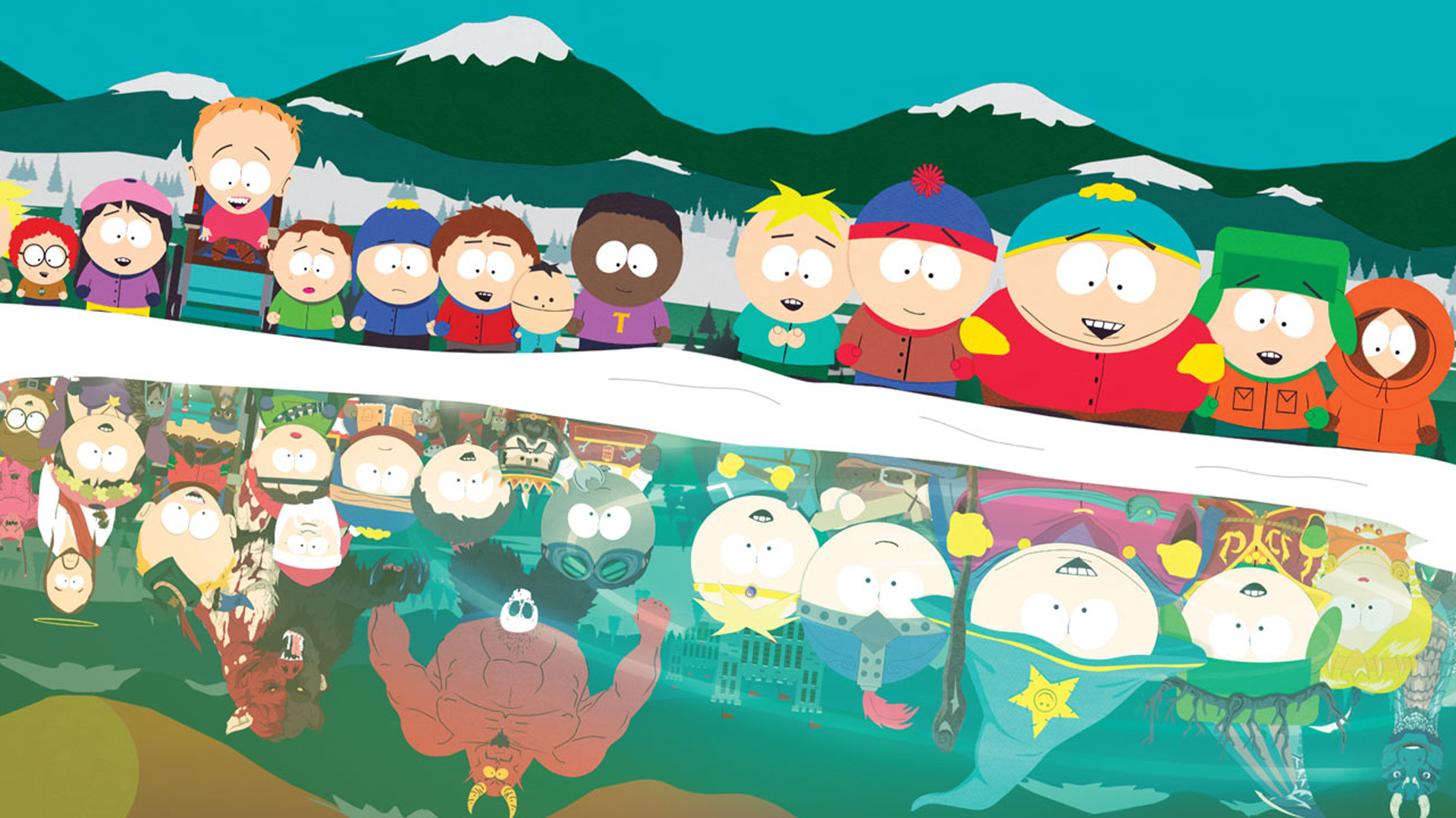 South Park The Stick of Truth wallpaper 5