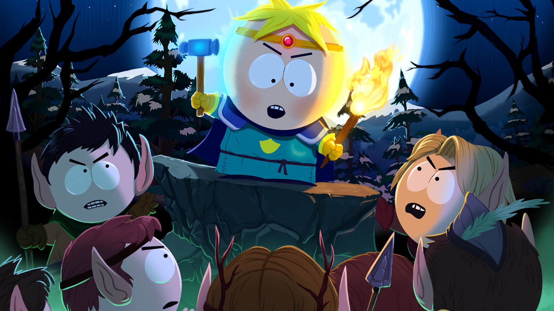 South Park The Stick of Truth wallpaper 7