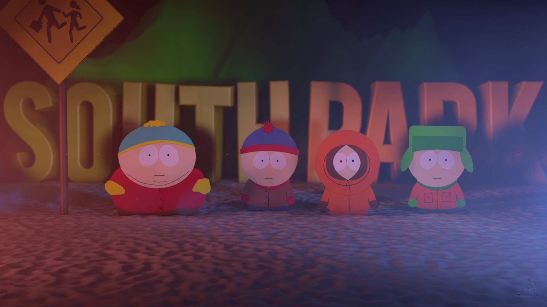 south park wallpaper 1