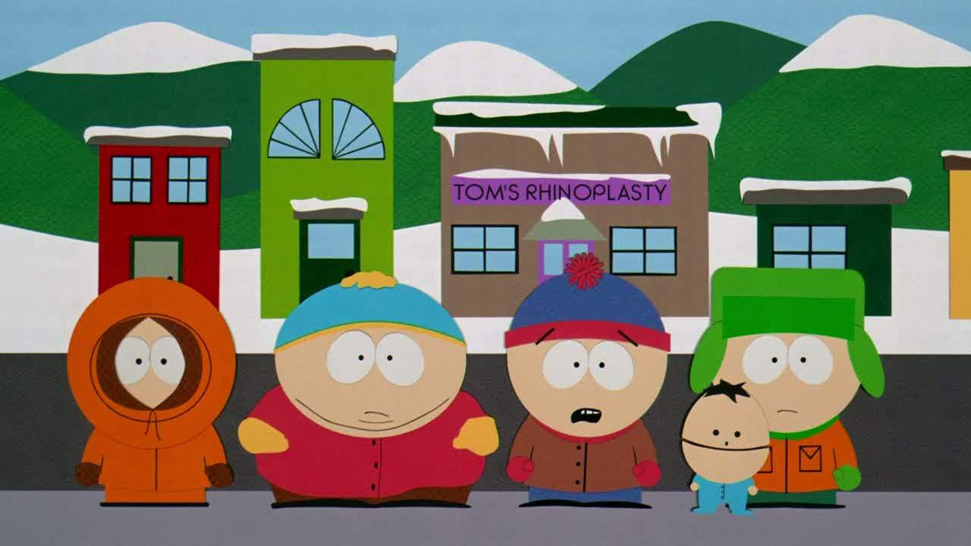 South Park wallpaper 11