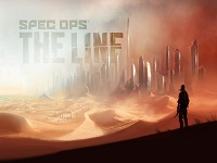 Spec Ops The Line wallpaper 2