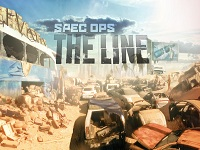 Spec Ops The Line wallpaper 3