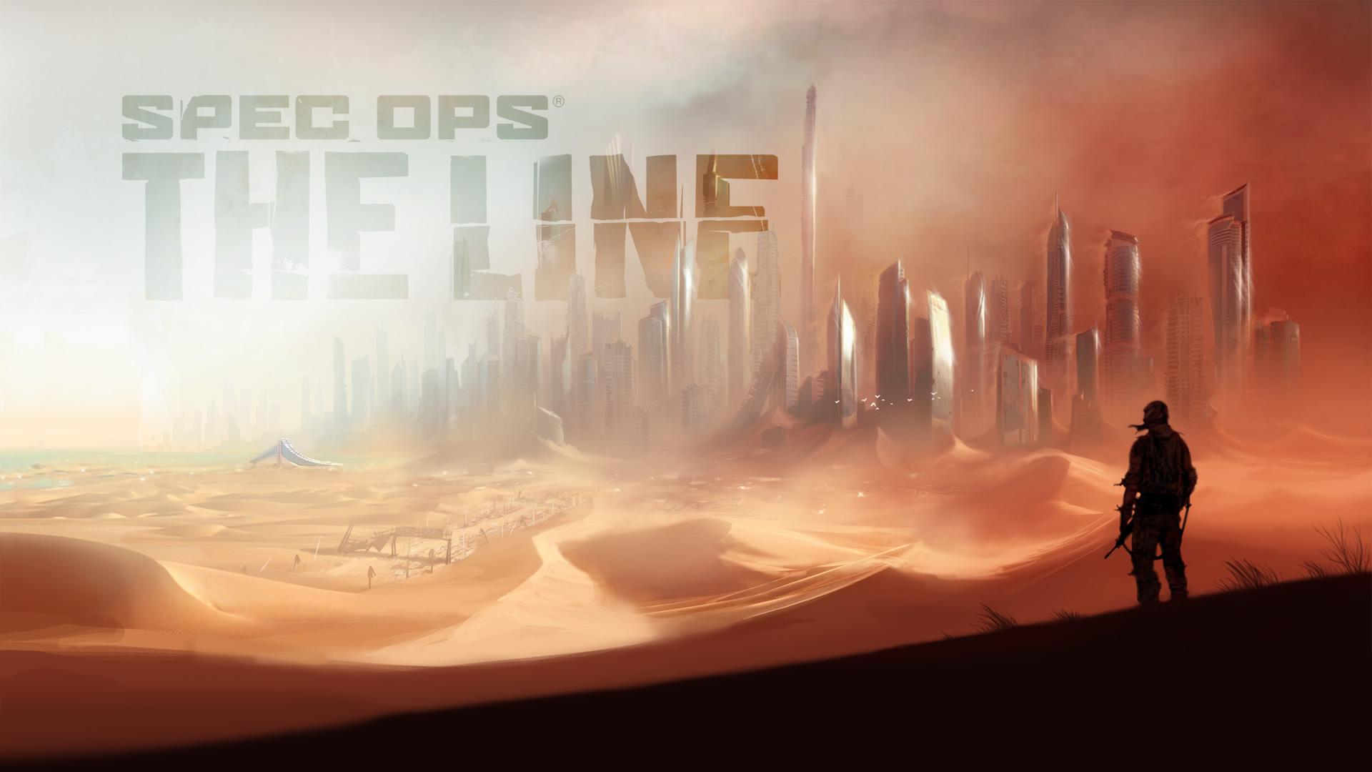 Spec Ops The Line wallpaper 2