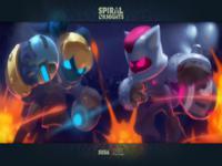 Spiral Knights wallpaper 2