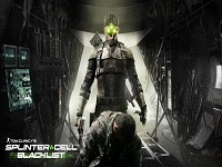 Splinter Cell Blacklist wallpaper 3