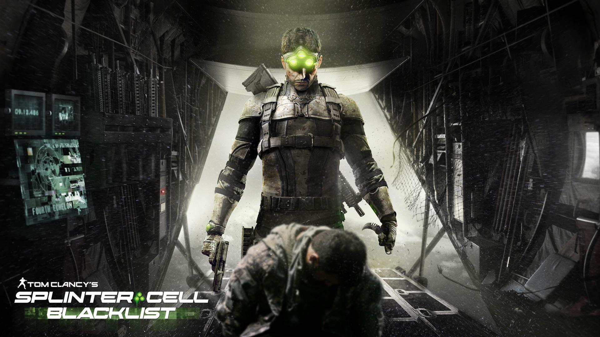 Splinter Cell Blacklist wallpaper 3