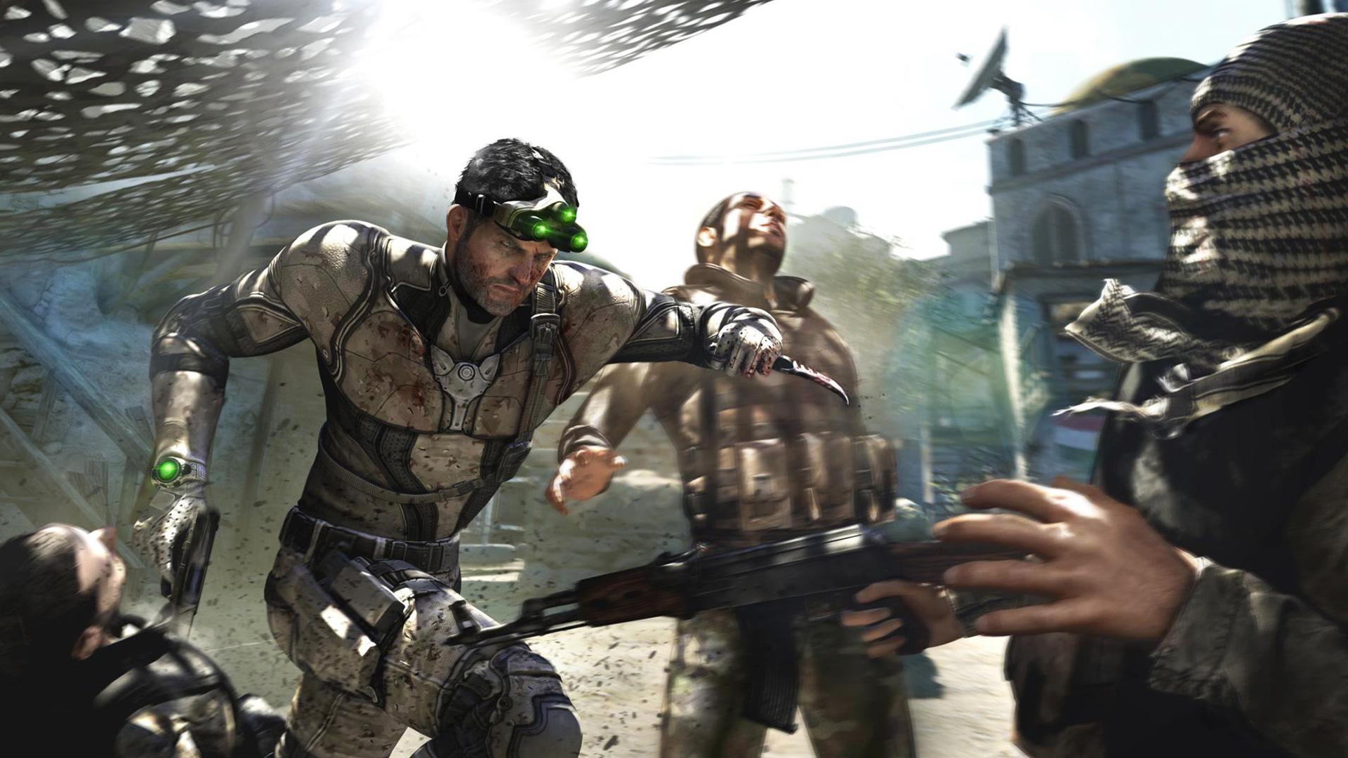 Splinter Cell Blacklist wallpaper 6