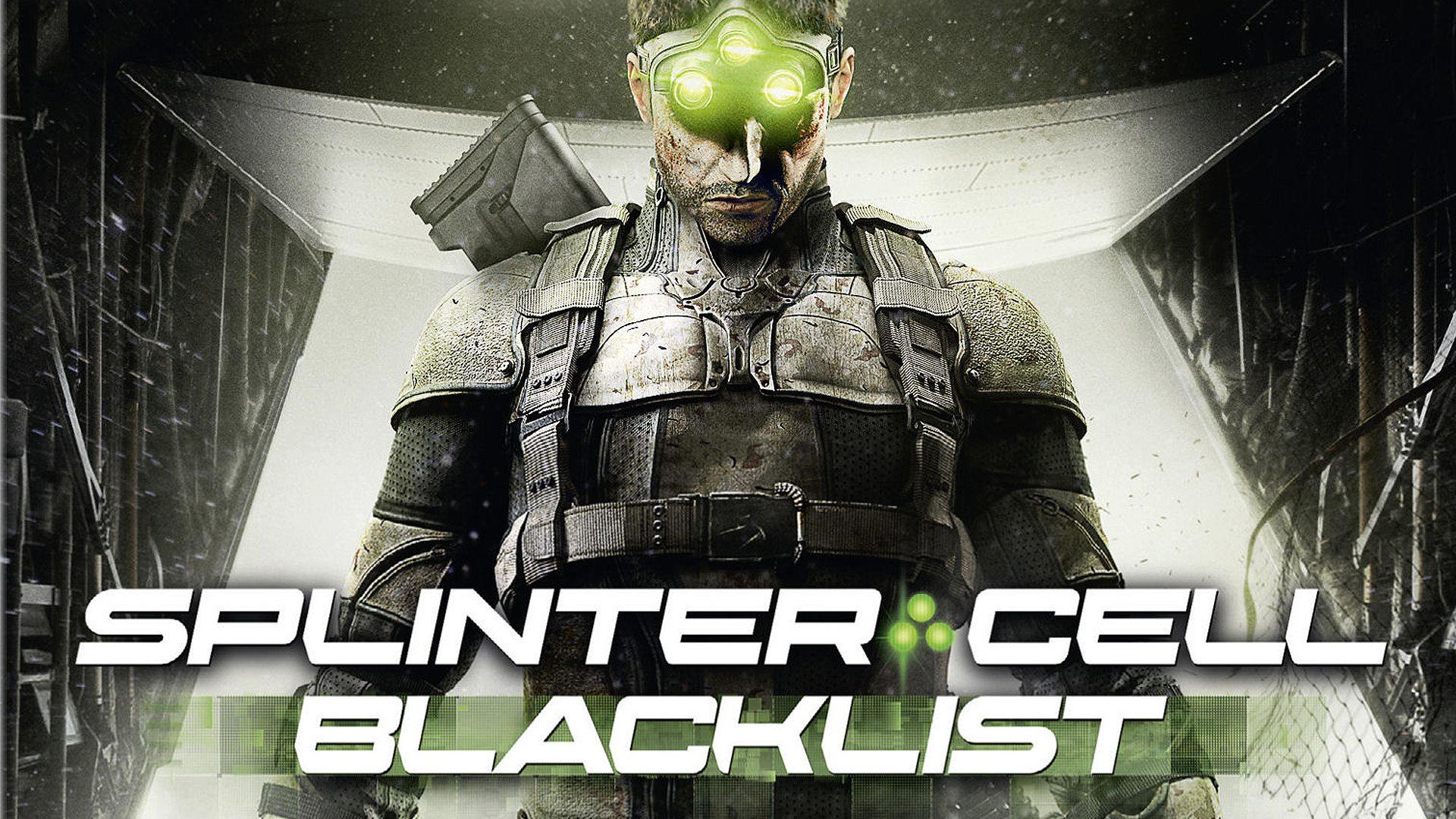 Splinter Cell Blacklist wallpaper 7