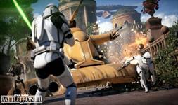 Star Wars Battlefront 2 wallpaper 12