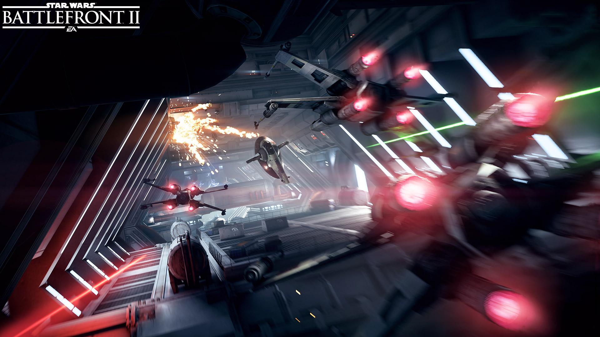 Star Wars Battlefront 2 Wallpaper 1 Wallpapersbq