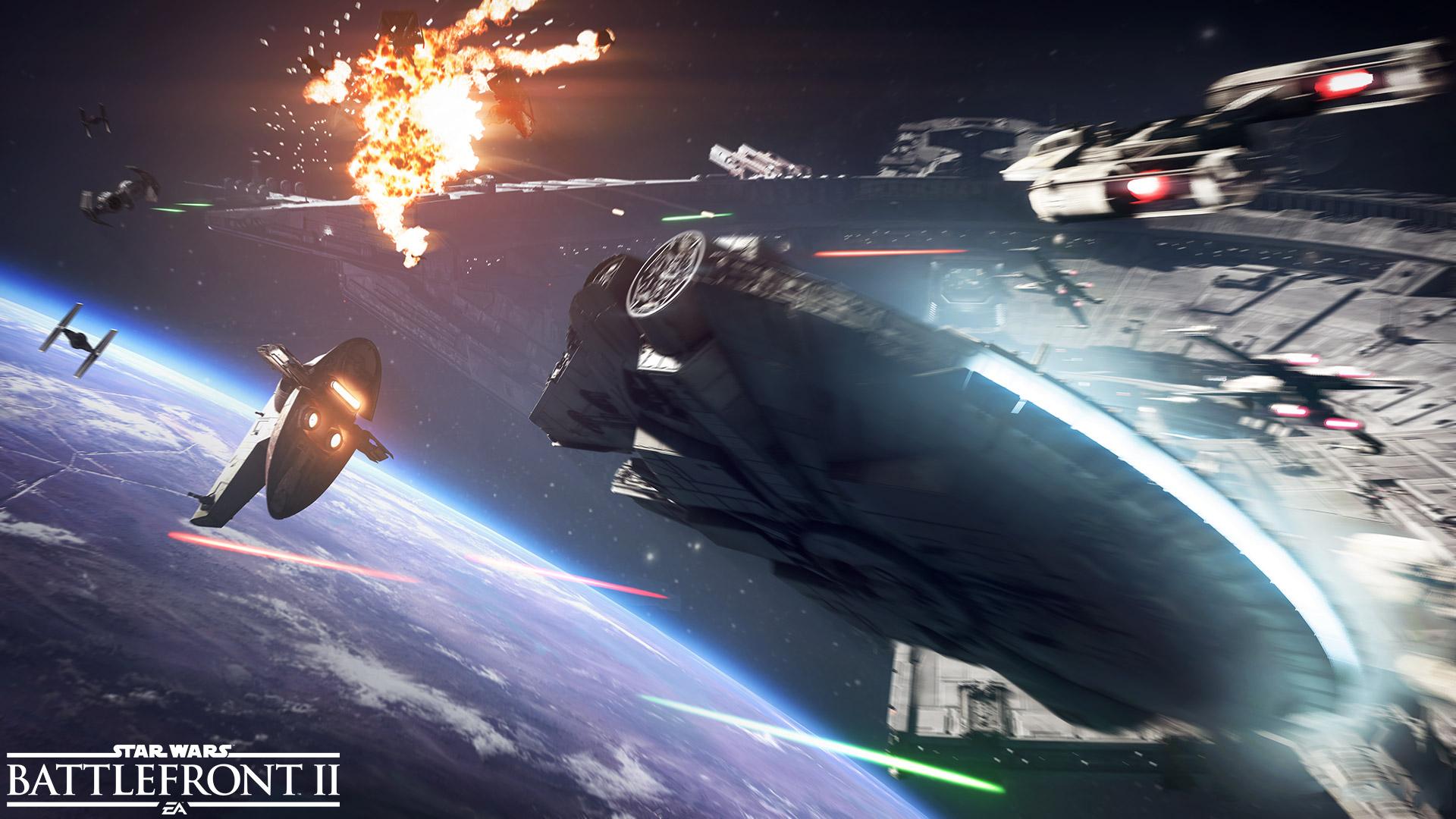 Star Wars Battlefront 2 Wallpaper 10 Wallpapersbq