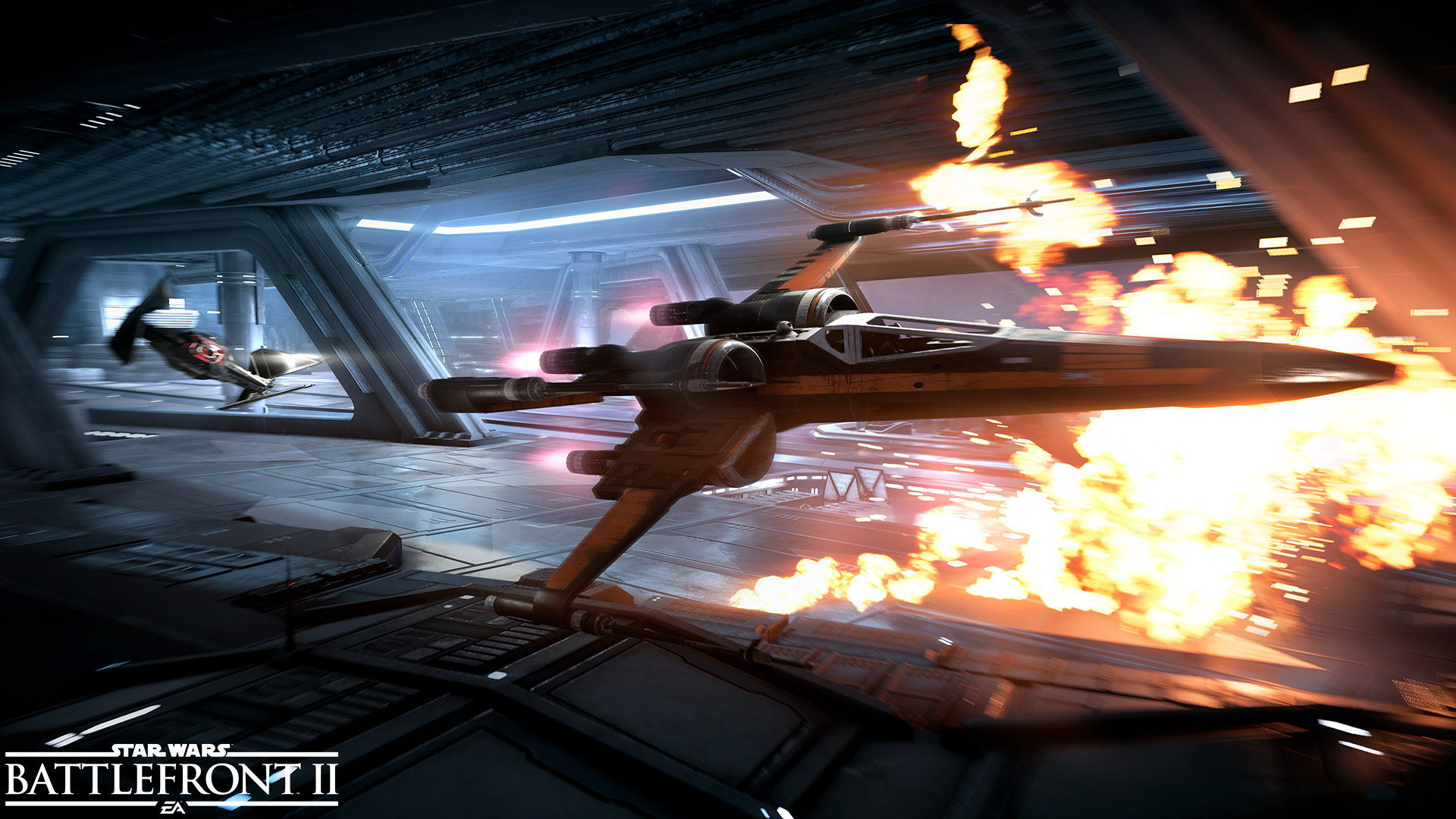 Star Wars Battlefront 2 Wallpaper 11 Wallpapersbq
