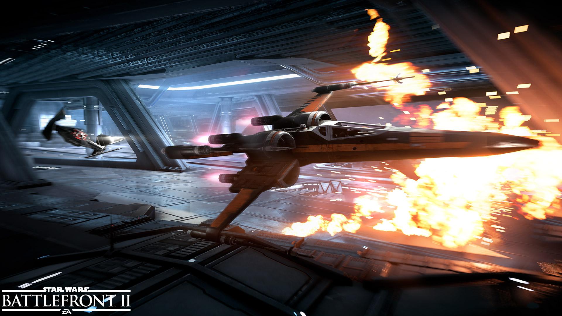 Star Wars Battlefront 2 wallpaper 11