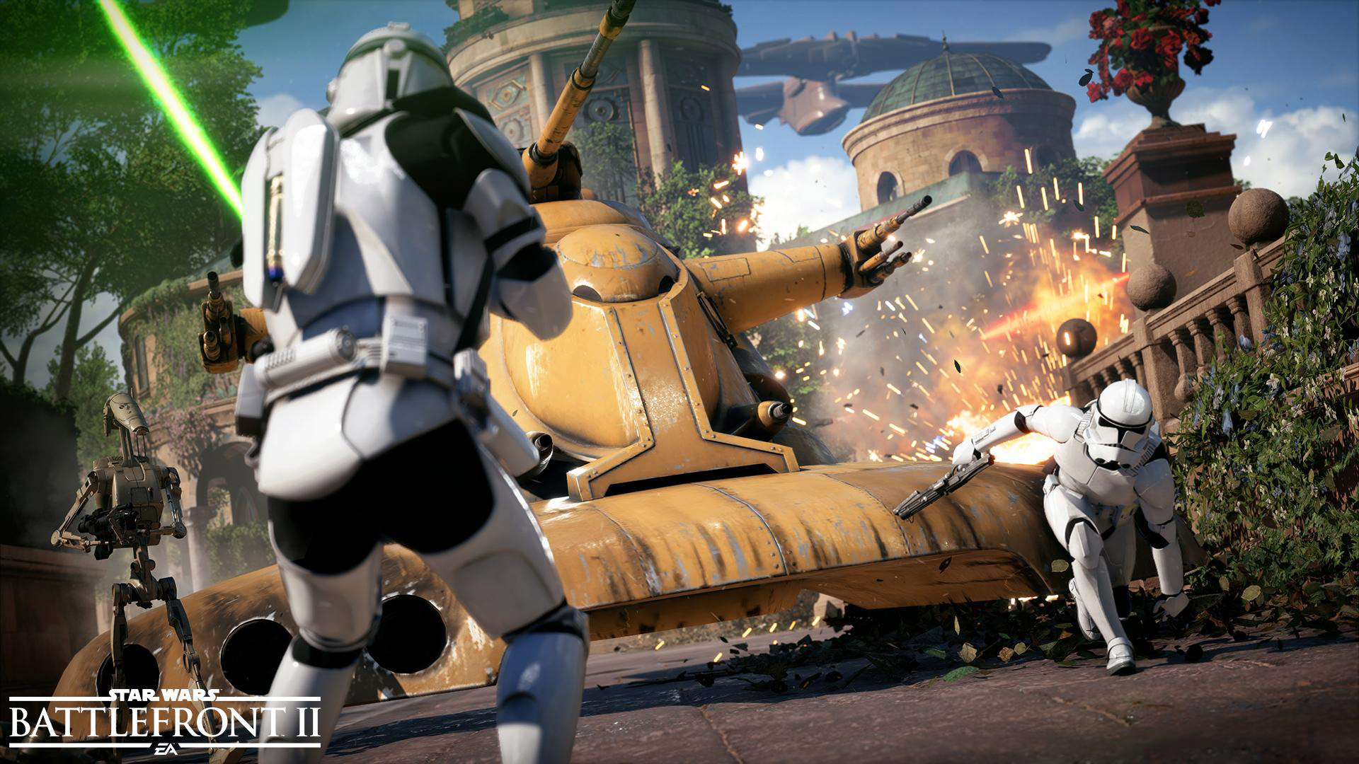 Star Wars Battlefront 2 Wallpaper 12 Wallpapersbq