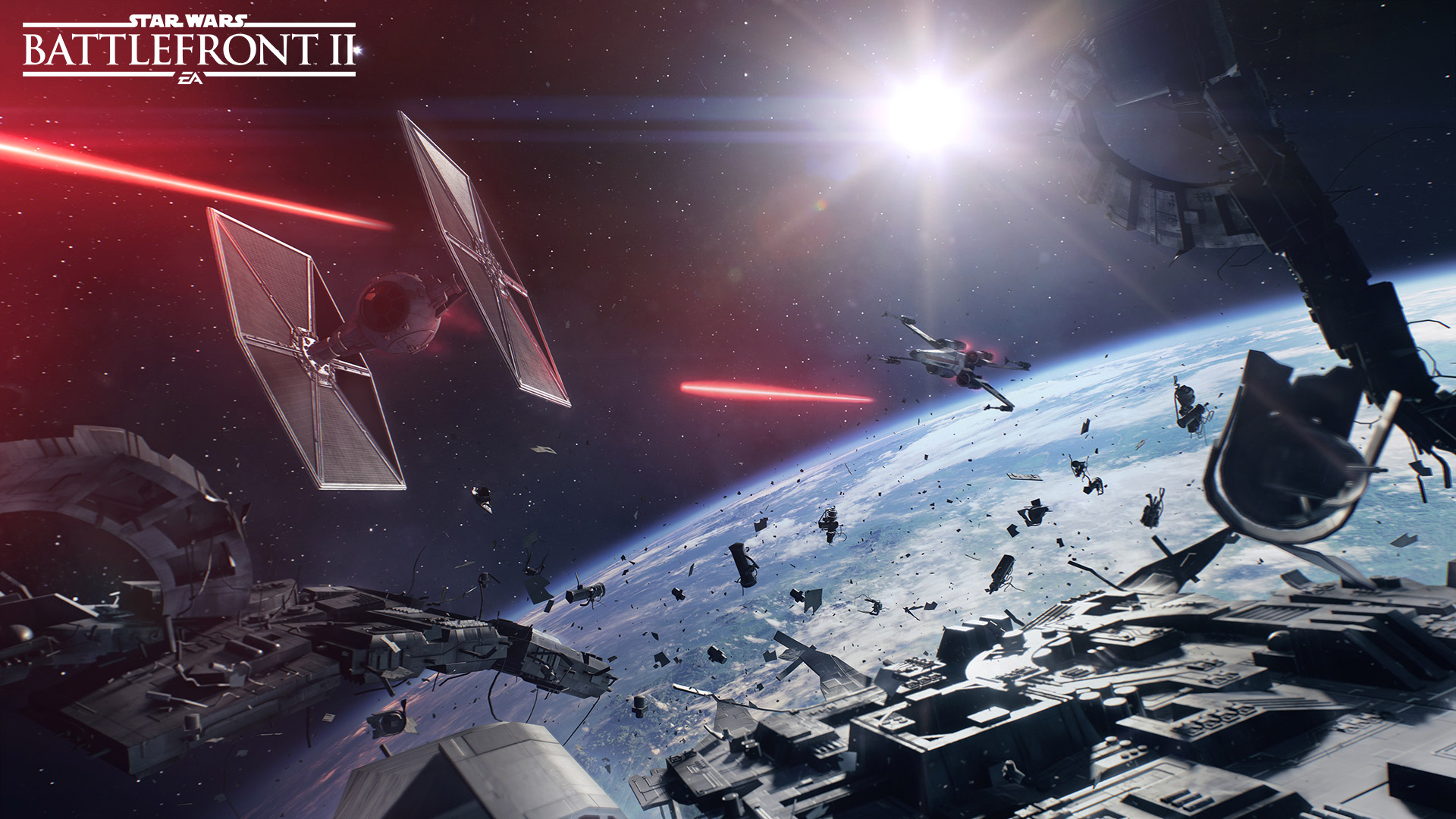 Star Wars Battlefront 2 wallpaper 14
