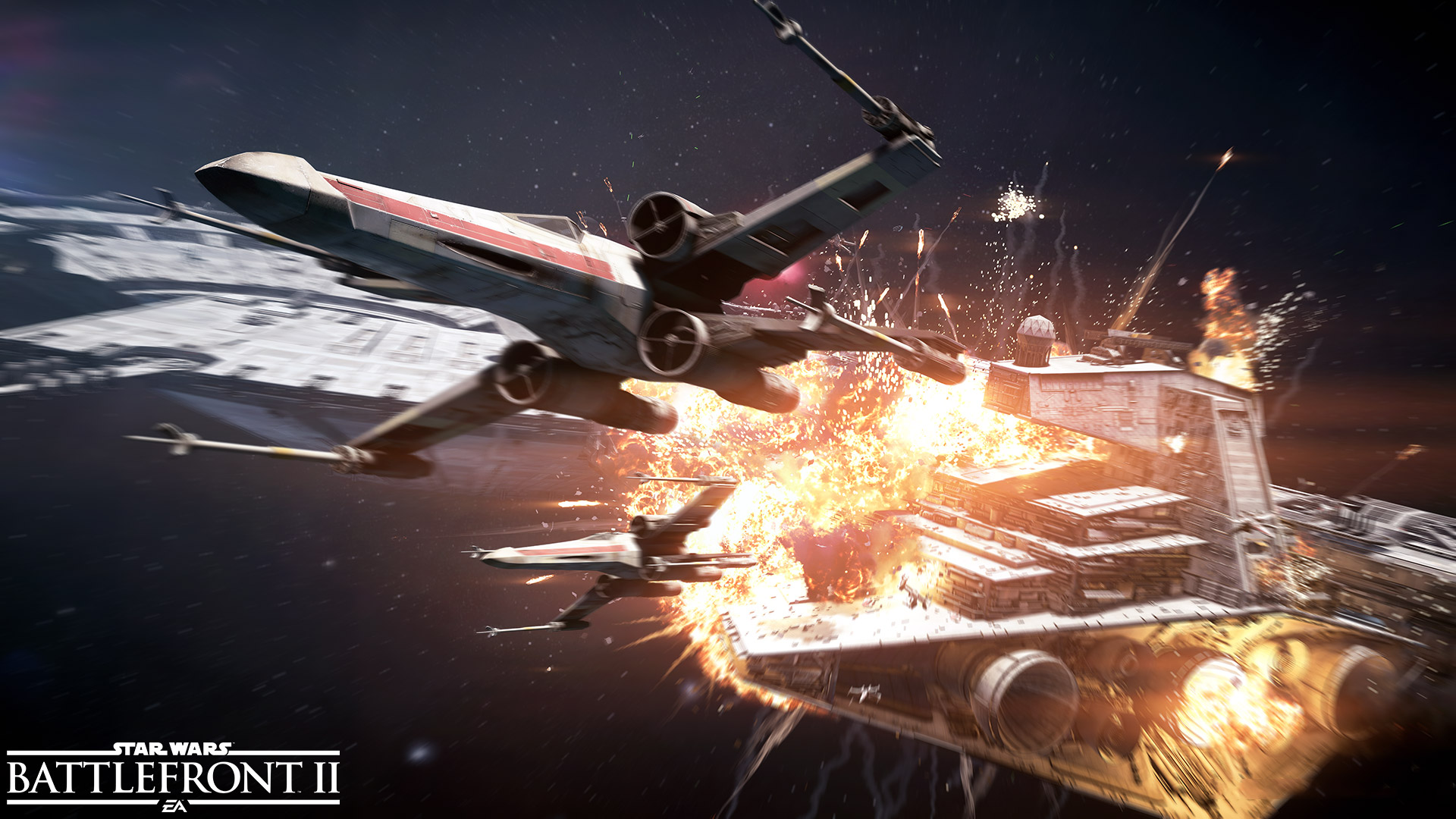 Star Wars Battlefront 2 wallpaper 7