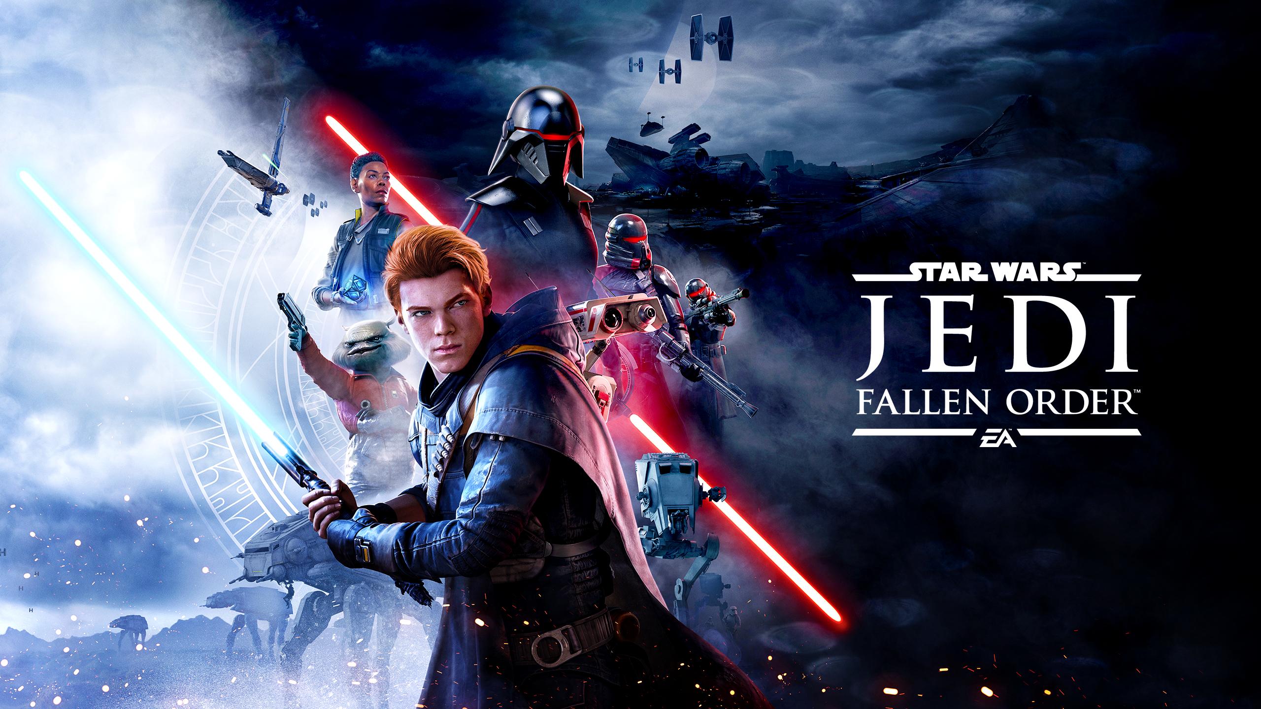 Star Wars Fallen Order background 1