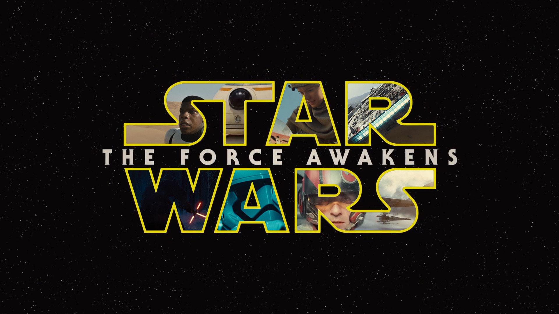 Star Wars the Force Awakens wallpaper 12