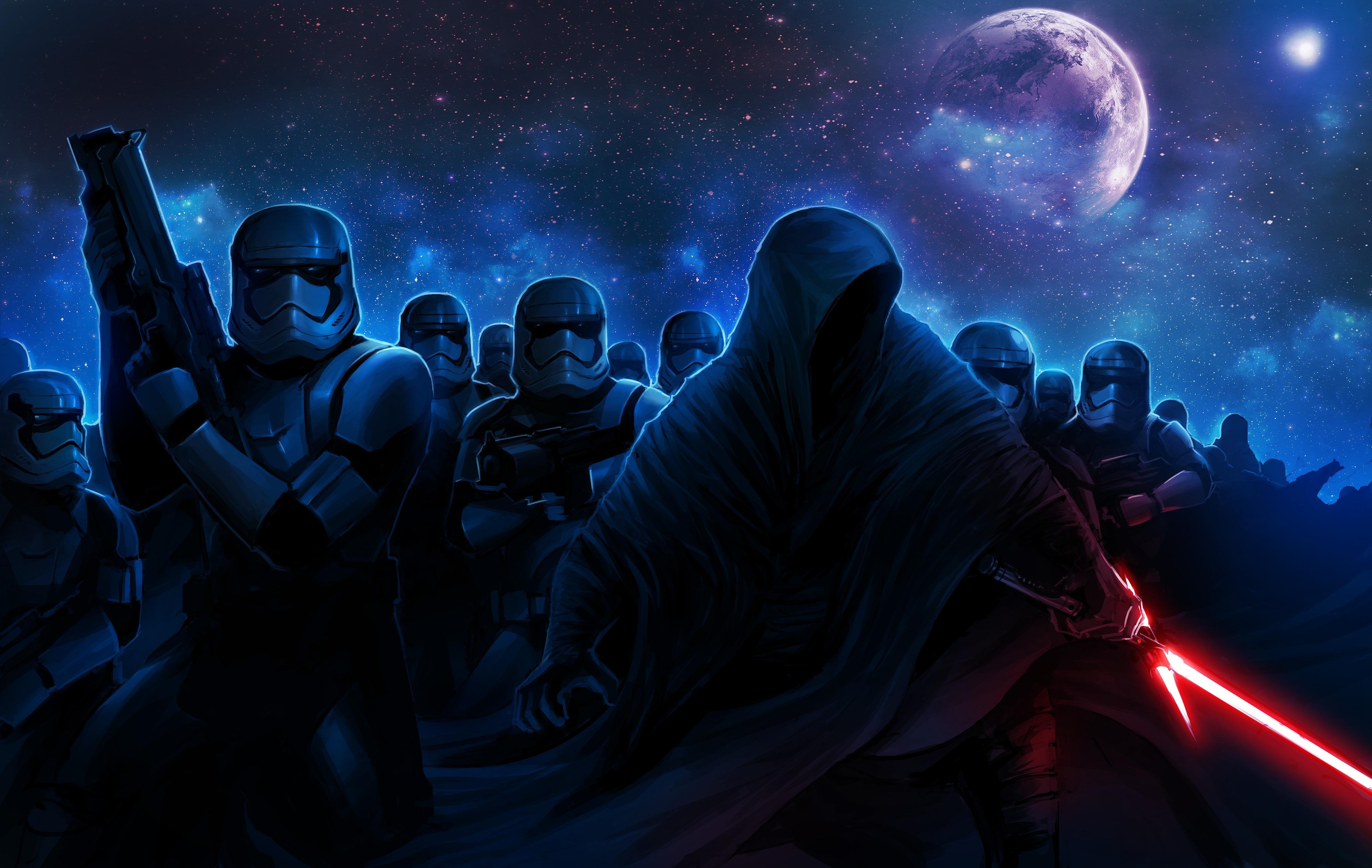 Star Wars the Force Awakens wallpaper 5