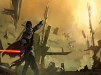 Star Wars The Force Unleashed wallpaper 12