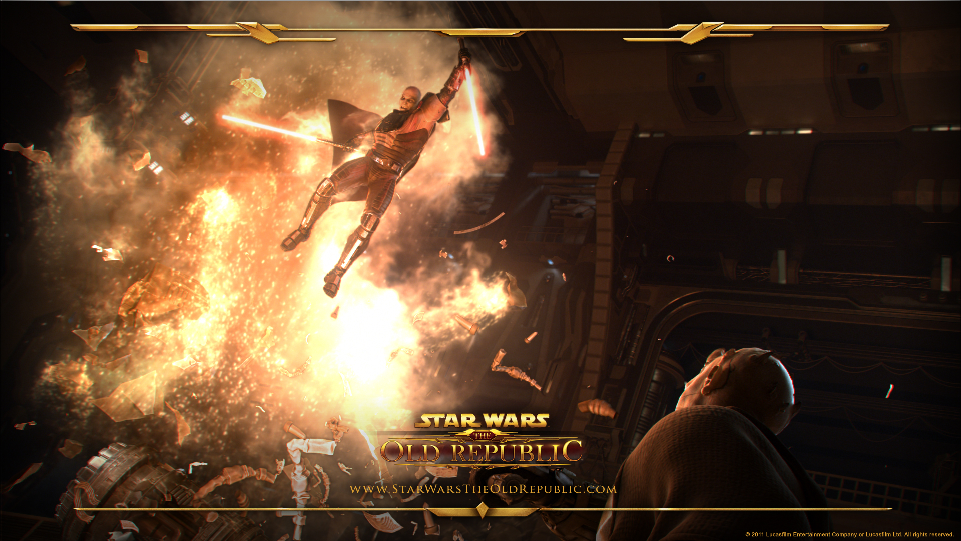 Star Wars the Old Republic wallpaper 1