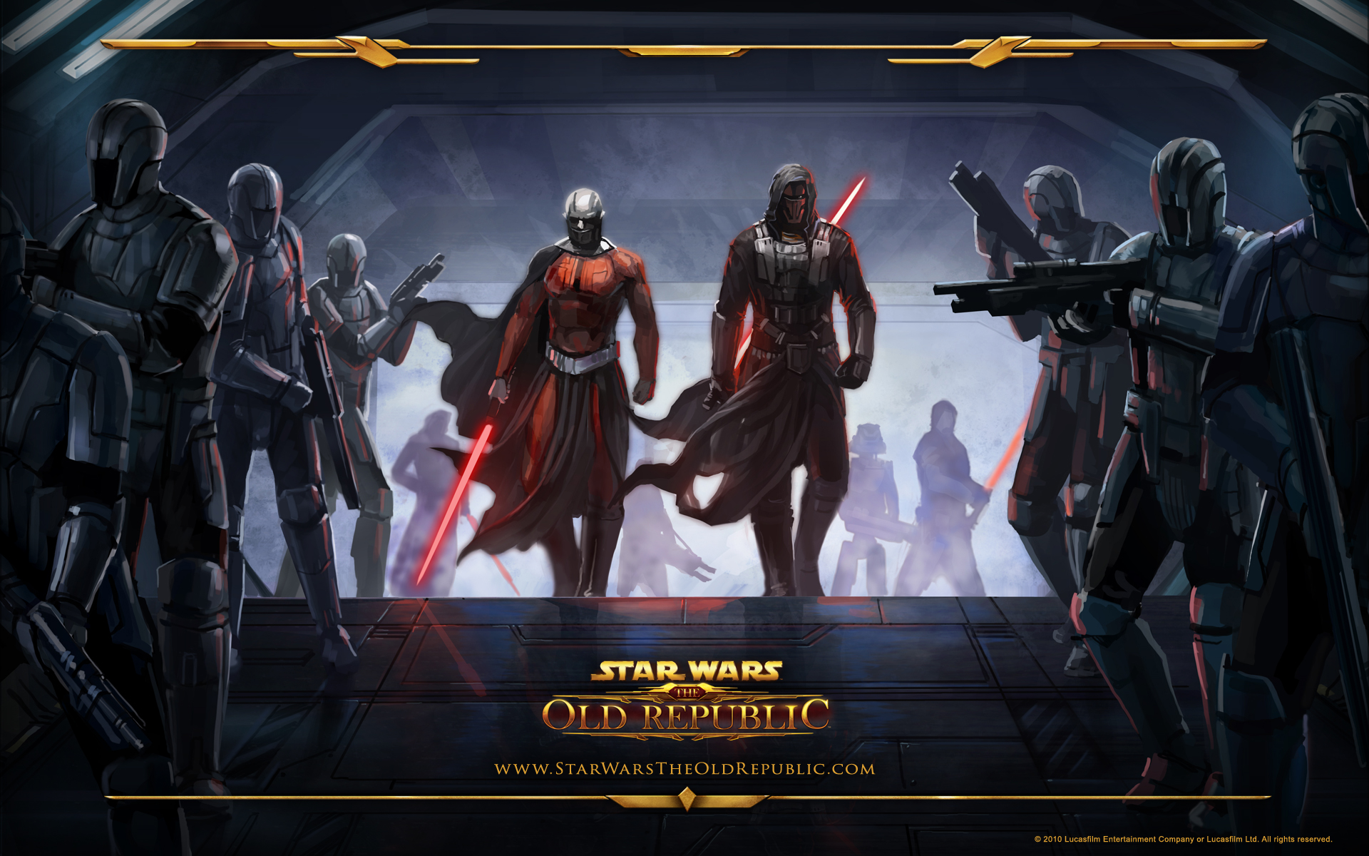 Star Wars the Old Republic wallpaper 10