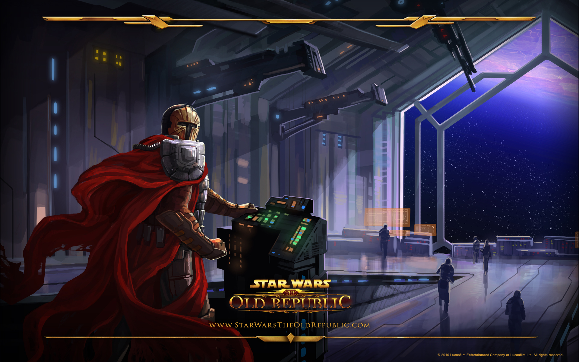 Star Wars the Old Republic wallpaper 11