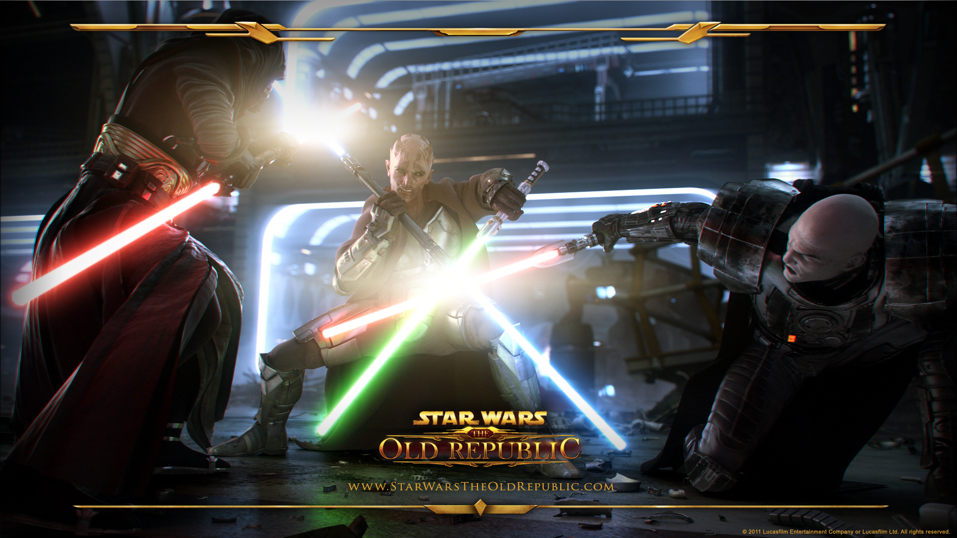 Star Wars the Old Republic wallpaper 2