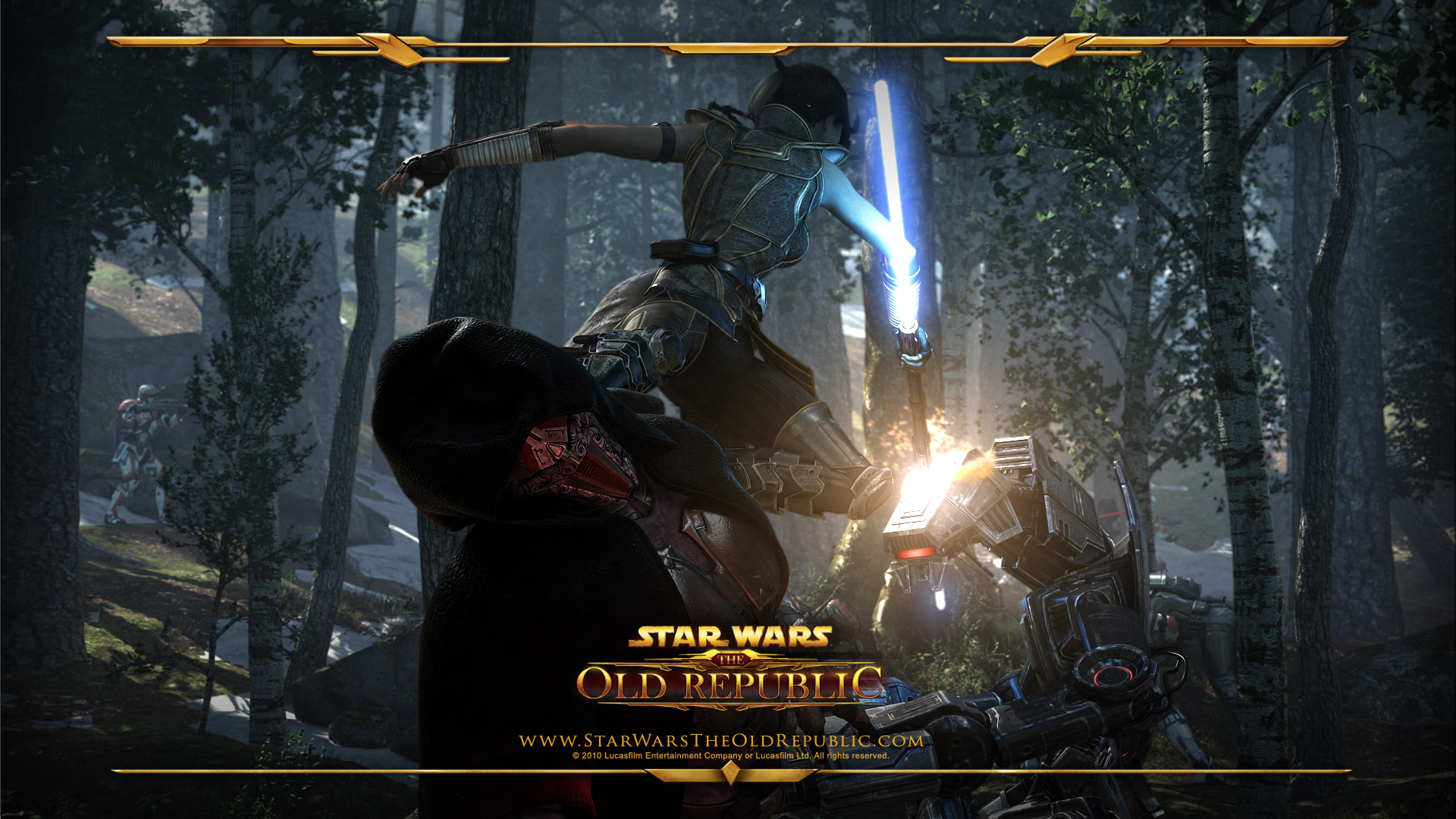 Star Wars the Old Republic wallpaper 26